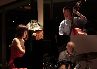 Kazue Souno & Key Notes Jazz Trio